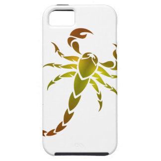 Goldener Skorpion iPhone 5 Hülle