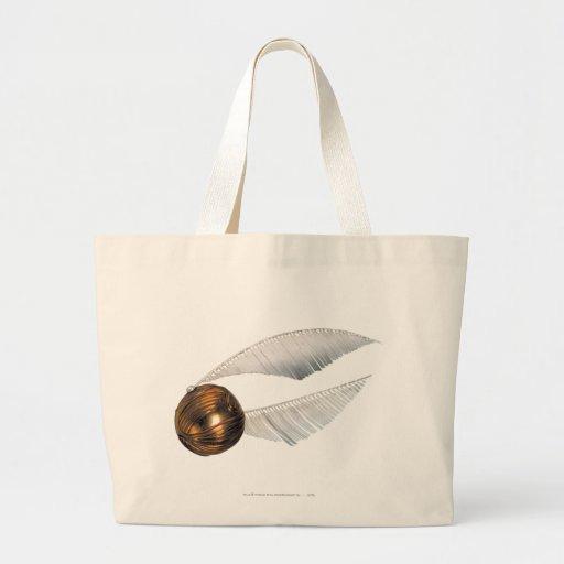 Goldener Snitch Taschen