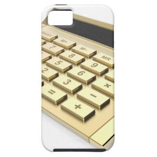 Goldener Taschenrechner Hülle Fürs iPhone 5