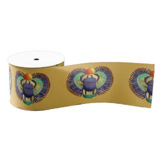 Goldener Winged Scarabäus Ripsband