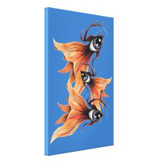 stylische goldene augen kunst poster. Black Bedroom Furniture Sets. Home Design Ideas