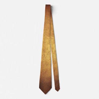 Goldenes Brown Krawatte