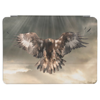 Goldenes Eagle iPad Air Cover