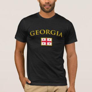 Goldenes Georgia T-Shirt