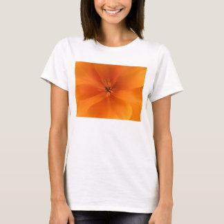 Goldenes Mohnblumen-Makro Kaliforniens T-Shirt