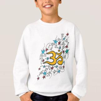 Goldenes OM Sweatshirt