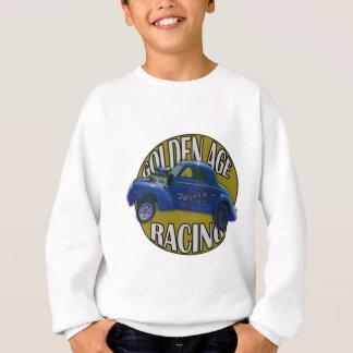 Goldenes Zeitalter Willys Gasser Widerstand, der Sweatshirt