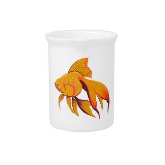 Goldfisch Getränke Pitcher