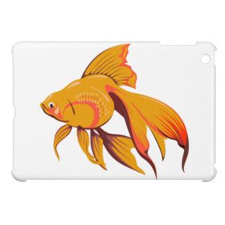 Goldfisch iPad Mini Hülle