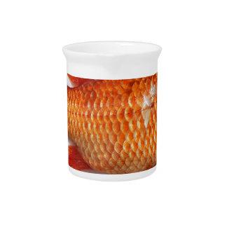 Goldfisch Krug