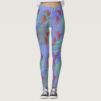 Goldfisch Leggings