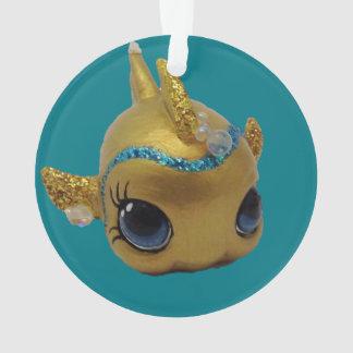 Goldfisch-Verzierung Ornament