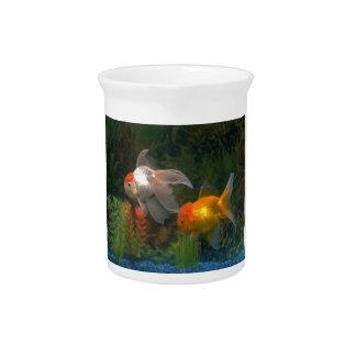Goldfishing Krug