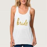 GoldFoild Braut-Behälter