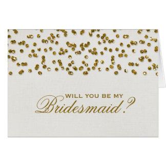 GoldGlamour-GlitterConfetti ist- meine Mitteilungskarte