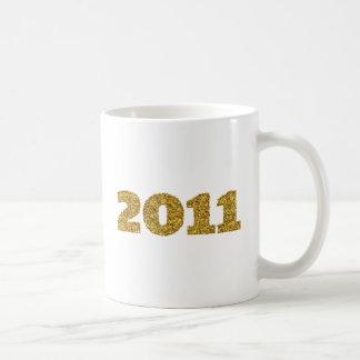 GoldGlitter 2011 Kaffeetasse