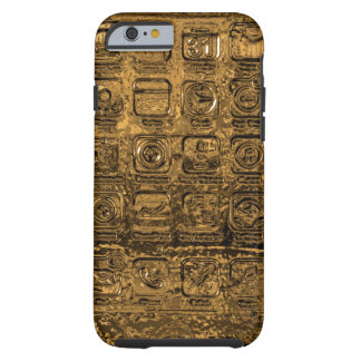 GoldHandyikonen iPhone 6 Fall Tough iPhone 6 Hülle