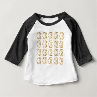 GOLDherz-VERZIERUNGEN Baby T-shirt