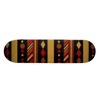 Goldinspirations-Skateboard Personalisiertes Skateboard