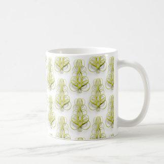 Goldkiefern-Kegel Mugnificence Kaffeetasse