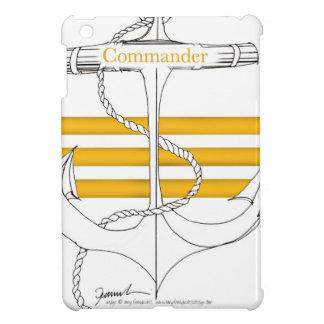 Goldkommandant, tony fernandes iPad mini hülle