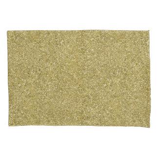 GoldLeinwand Kissenbezug