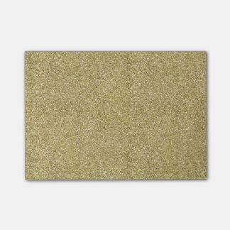 GoldLeinwand Post-it Klebezettel