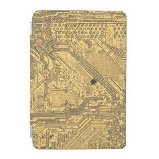 Goldleiterplatte iPad Mini Hülle