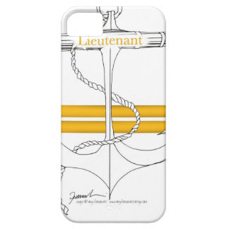 Goldleutnant, tony fernandes iPhone 5 case