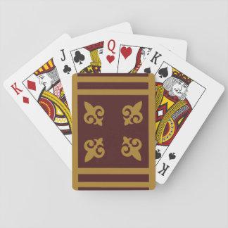 GoldLilie Spielkarten