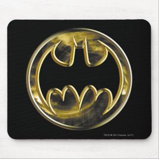 Goldlogo Batman-Symbol-| Mousepads