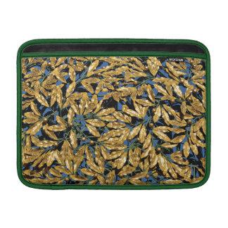 Goldlorbeer-Blätter Sleeve Fürs MacBook Air