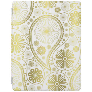Goldpaisley-Muster iPad Smart Cover