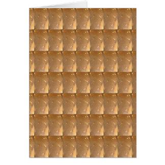 Goldschein-Juwel-Hintergrund DIY Schablonen-24% Karte