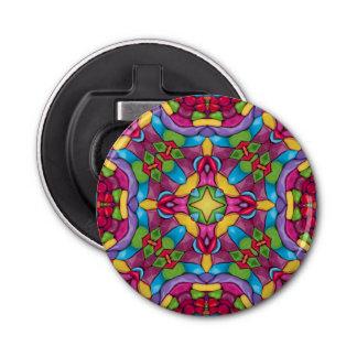 Goldschürfer-Kaleidoskop-   magnetische Flaschenöffner