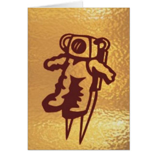 Goldstar, Stern, Bahn, Roboter: Joshino Gozzlo Karte