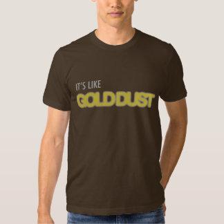 Goldstaub Dubstep Tshirt