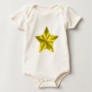 Goldstern Baby Strampler