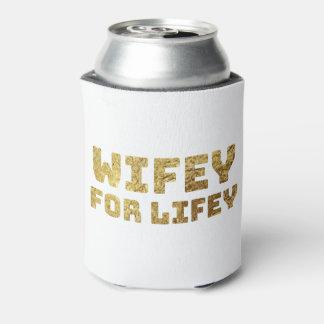 Goldwifey für das Leben Dosenkühler