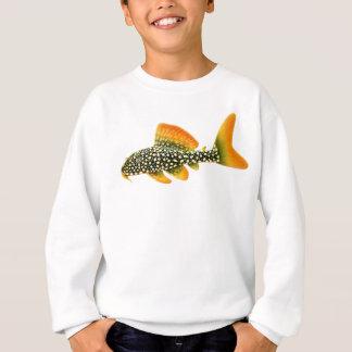 Goldy Sonnenschein Pleco scherzt Sweatshirt