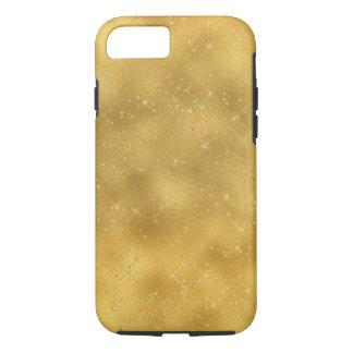 Goldzauber-Glitzern iPhone 8/7 Hülle