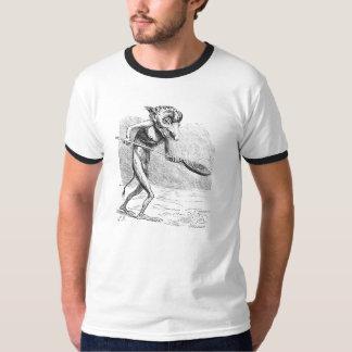 Golem oder Homunculus mit einem Löffel T-Shirt