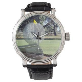Golf_Addiction, _Men's_Sports_Watch. Uhr