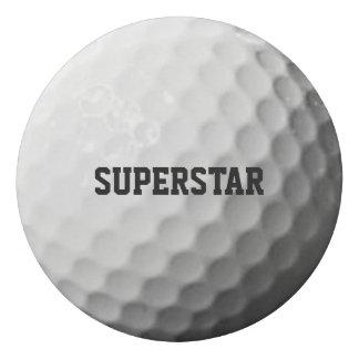 Golf-Ball-Beschaffenheit personalisiert Radiergummi