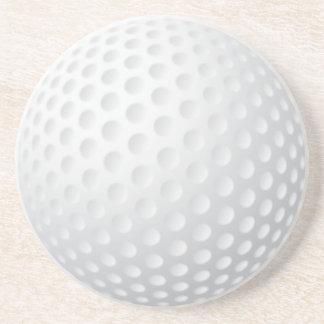 Golf-Ball-Untersetzer