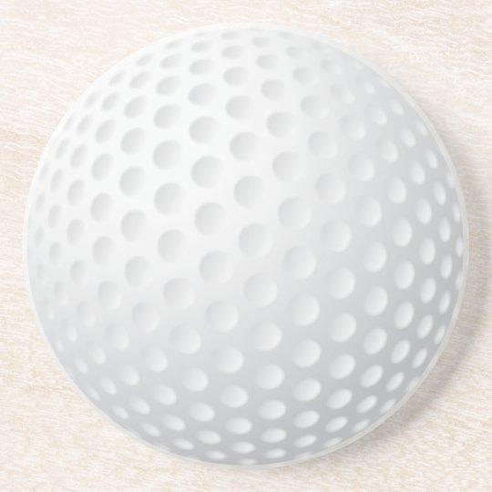 Golf-Ball-Untersetzer Getränkeuntersetzer