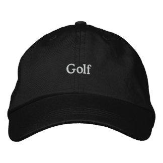 Golf Bestickte Kappe