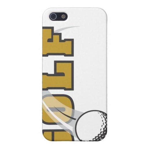 Golf iPhone 5 Hüllen