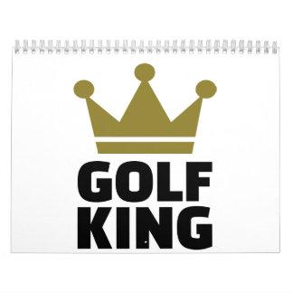 Golf-König Kalender