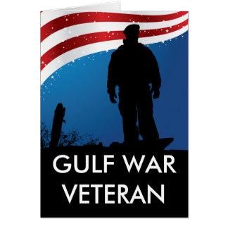 Golf-Kriegsveteran Karte